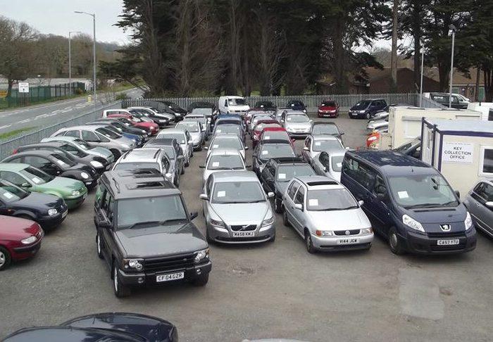 St Austell Bay Car Auctions