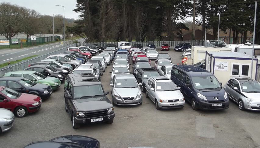 Bay Area Auto Auctions >> Cornwall Car Van Auctions St Austell Bay Motor Auctions